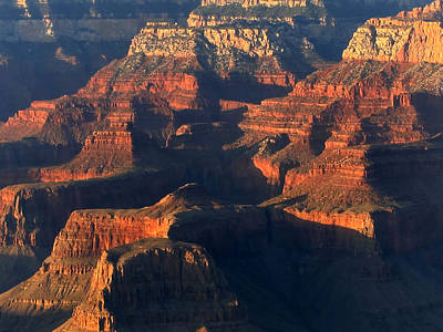 Photograph - Sunset At The Grand Canyon by Julie Niemela