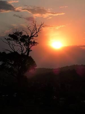 Photograph - Sunset Australia by Jennifer Baulch