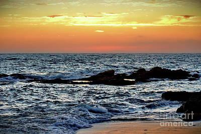 Photograph - Sunset Beach by Jenny Simon Photography