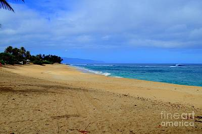 Photograph - Sunset Beach Oahu Hawaii - 2 by Mary Deal