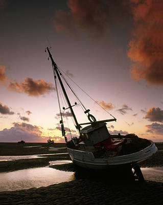 Photograph - Sunset Beach by Peter OReilly