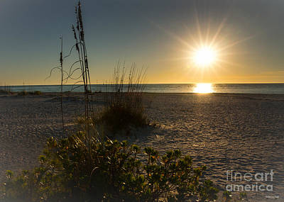 Photograph - Sunset Beach by Rebecca Hiatt