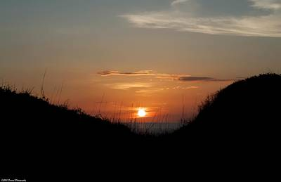 Photograph - Sunset Beyond The Dunes  by Debra Forand