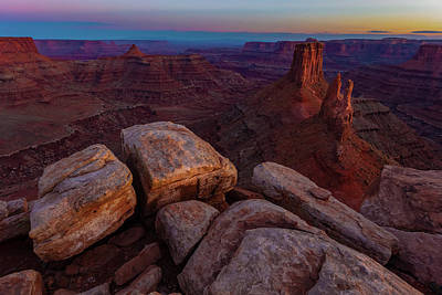 Photograph - Sunset Bliss  by Jaquita Watters