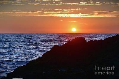 Photograph - Sunset Cliff by Jenny Simon Photography