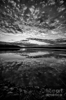 Photograph - Sunset Clouds 2 by Dennis Hedberg