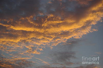Photograph - Sunset Clouds by Jim And Emily Bush
