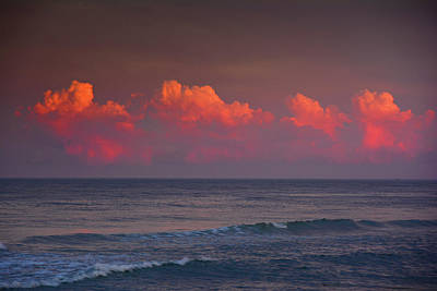 Photograph - Sunset Clouds by Raymond Salani III
