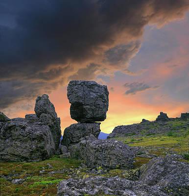 Photograph - Sunset Colors by Vladimir Kholostykh