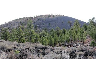 Photograph - Sunset Crater Volcano National Monument - 6 by Christy Pooschke