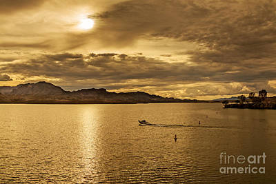 Photograph - Sunset  Cruise by Robert Bales