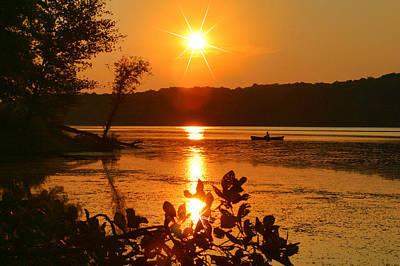 Photograph - Sunset Cruise by Shari Jardina