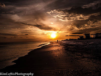 Photograph - Sunset Delight  by Kim Loftis