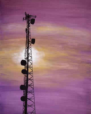 Sunset Original by Derek Bryan