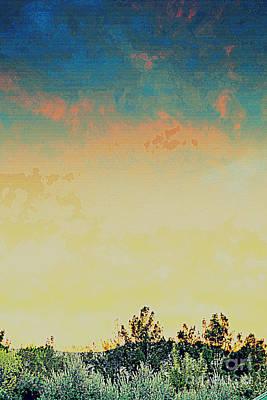 Photograph - Sunset by Diane montana Jansson