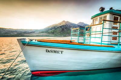 Photograph - Sunset Dinner Cruise by Spencer McDonald