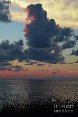 Photograph - Sunset Drama  by Expressionistart studio Priscilla Batzell