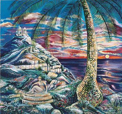 Sunset Dreams Art Print by John Keaton