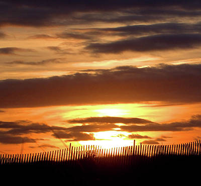 Photograph - Sunset Dunes I I by Newwwman