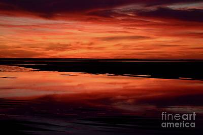 Sunset Photograph - Sunset Encounters Collection  #9 by Debra Banks