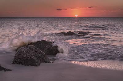 Ocean Sunset Wall Art - Photograph - Sunset Escape by Betsy Knapp
