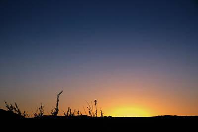 Mohave Az Photograph - Sunset Fort Mohave Az by Glenn DiPaola