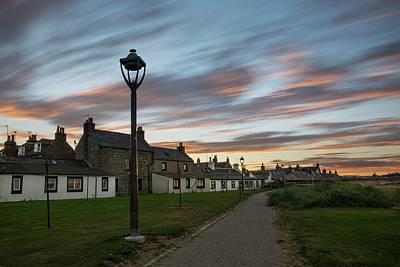 Photograph - Sunset From Footdee Aka Fittie by Veli Bariskan