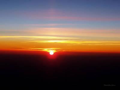 Photograph - Sunset II by Deborah  Crew-Johnson