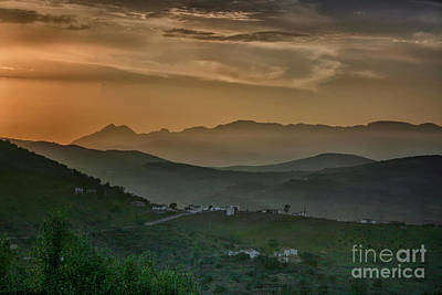 Photograph - Sunset In Andalusia by Patricia Hofmeester