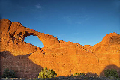 Photograph - Sunset In Arches by Kunal Mehra