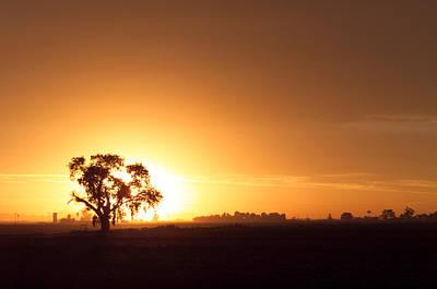 Photograph - Sunset In Arizona by Scott Sawyer