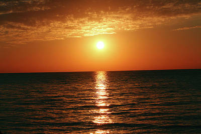 Photograph - Sunset In Bimini by Samantha Delory