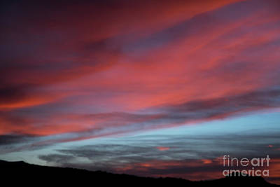 Photograph - Sunset In Capital Reef  by Cindy Murphy - NightVisions