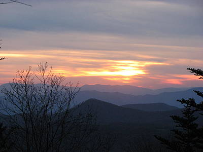 Photograph - Sunset In Carolina  by April Camenisch