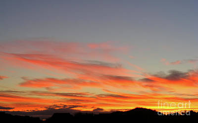Photograph - Sunset In County Down 3 by Nina Ficur Feenan