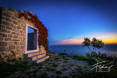 Photograph - Sunset In Croatia by Francisco Gomez