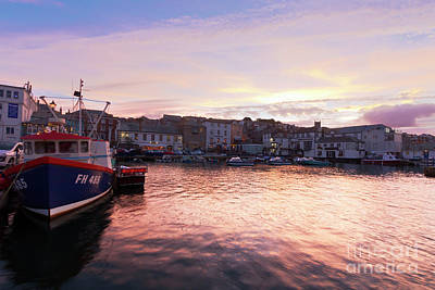 Photograph - Sunset In Falmouth by Terri Waters