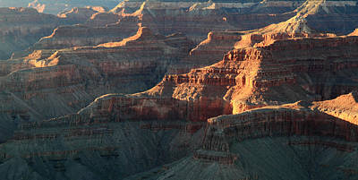 Photograph - Sunset In Grand Canyon by Pierre Leclerc Photography