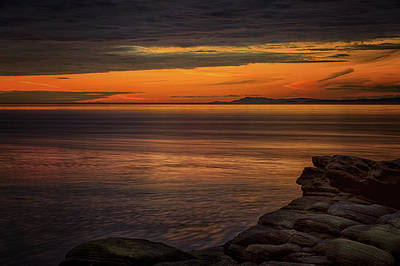 Photograph - Sunset In May by Randy Hall