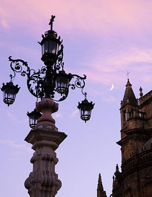 Photograph - Sunset In Seville  by Andrea Mazzocchetti