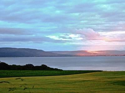 Photograph - Sunset In Sligo by Stephanie Moore