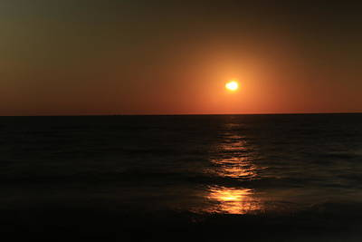 Photograph - Sunset In Tel Aviv. by Shlomo Zangilevitch