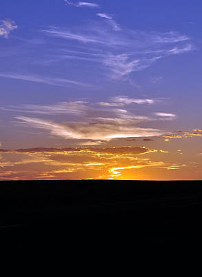 Photograph - Sunset In Yeso by Tikvah's Hope