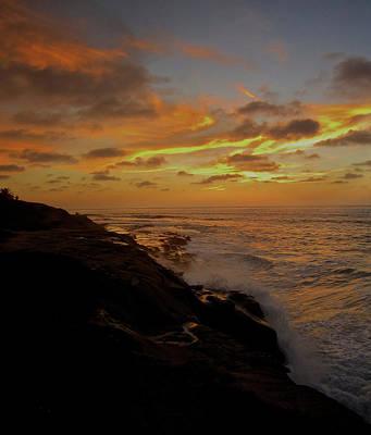 Photograph - Sunset Inspiration by Richard Cummings