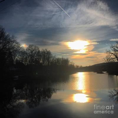 Photograph - Sunset  by Jason Nicholas