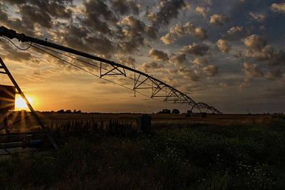 Photograph - Sunset by Jay Stockhaus