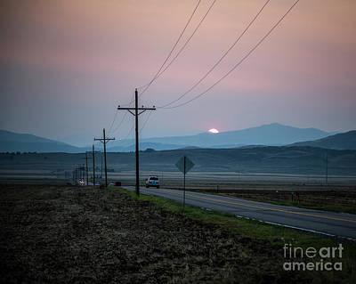 Photograph - Sunset by Jon Burch Photography