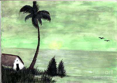 Sunset Original by Karthikeyan Balasubramanian