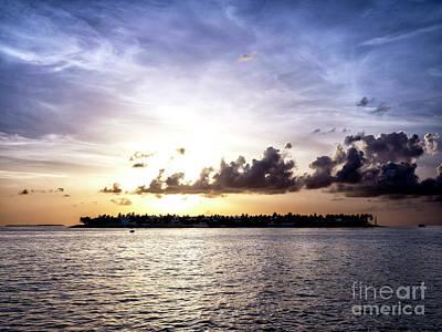 Photograph - Sunset Key At Key West by John Rizzuto