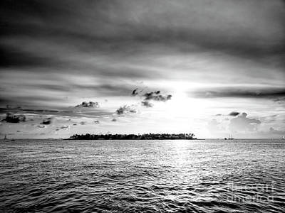 Photograph - Sunset Key Nights In Key West by John Rizzuto